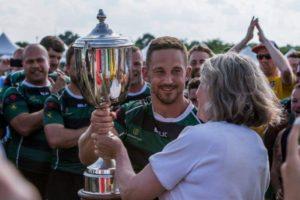Bingham Cup Michael Quinn