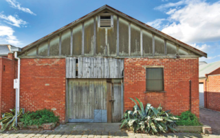 warehouse in Albert Park