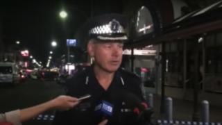 Adelaide SA police shoot man