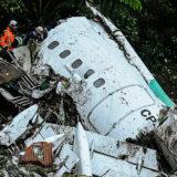 Colombian plane crash