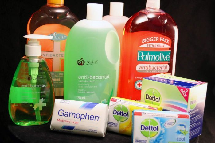 Antibacterial soaps 'doing more harm than good'   The New Daily