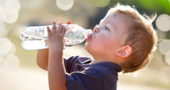 child-drinks-water-data