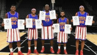 Harlem Globetrotters nine world records