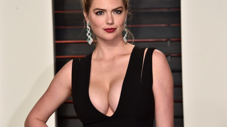Kate Upton cleavage