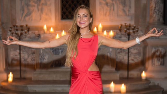 The biggest mystery of all about Lindsay Lohan's Australian sojourn
