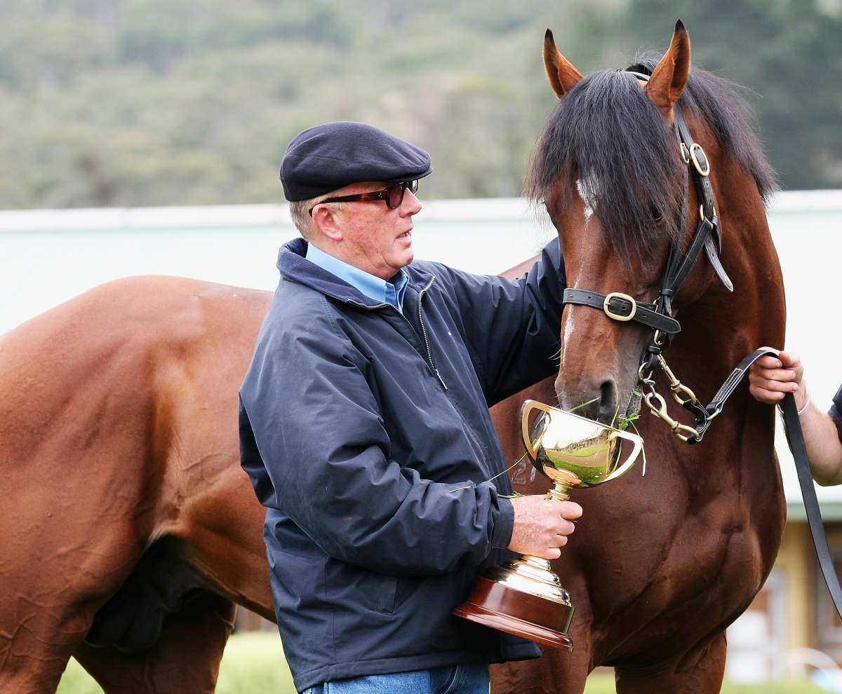 Five-time Melbourne Cup-winning