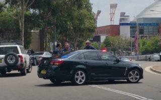 nsw police raids