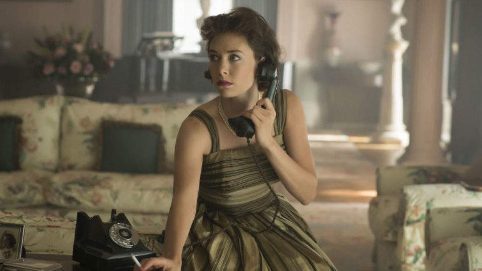 The Crown on Netflix