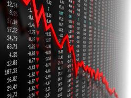 stock market crash trump