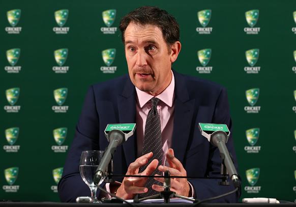 cricket australia james sutherland