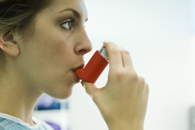 Thunderstorm asthma event world's worst