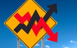 Australian economy ups and downs