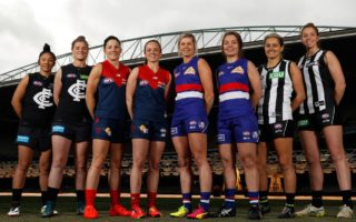women's afl etihad stadium