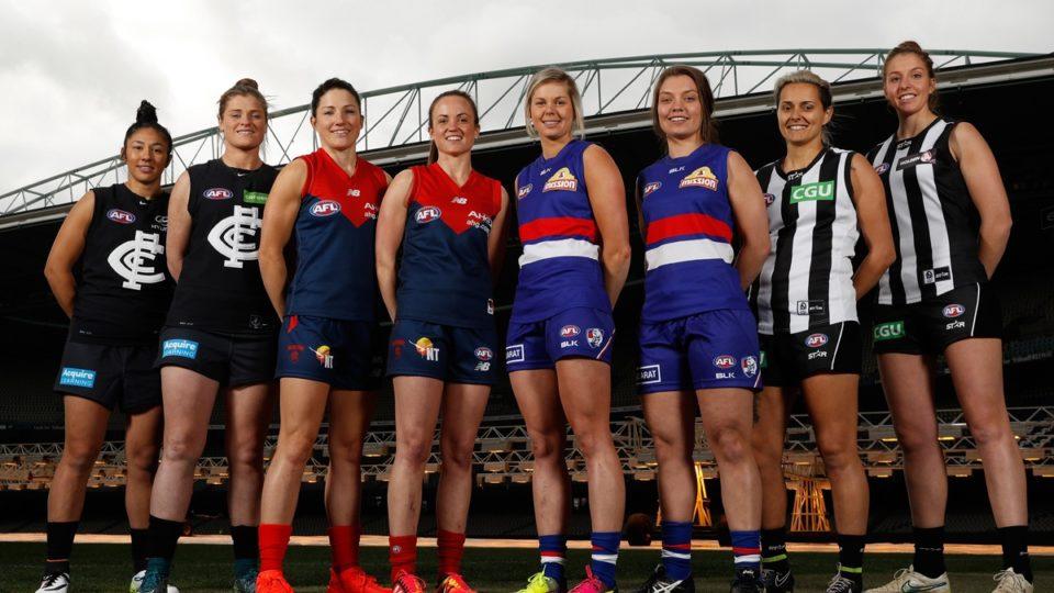 women's afl etihad stadium