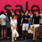Boxing Day sales Sydney