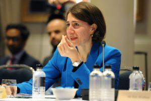 Gladys Berejiklian candidate to replace Baird as NSW Premier