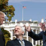 Donald Trump Julian Assange Vladimir Putin