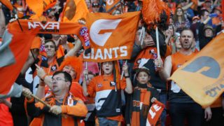 GWS supporters