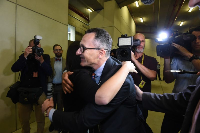 Greens final week politics