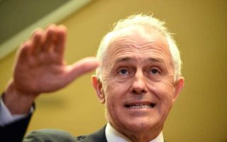 Turnbull government climate policy backflip