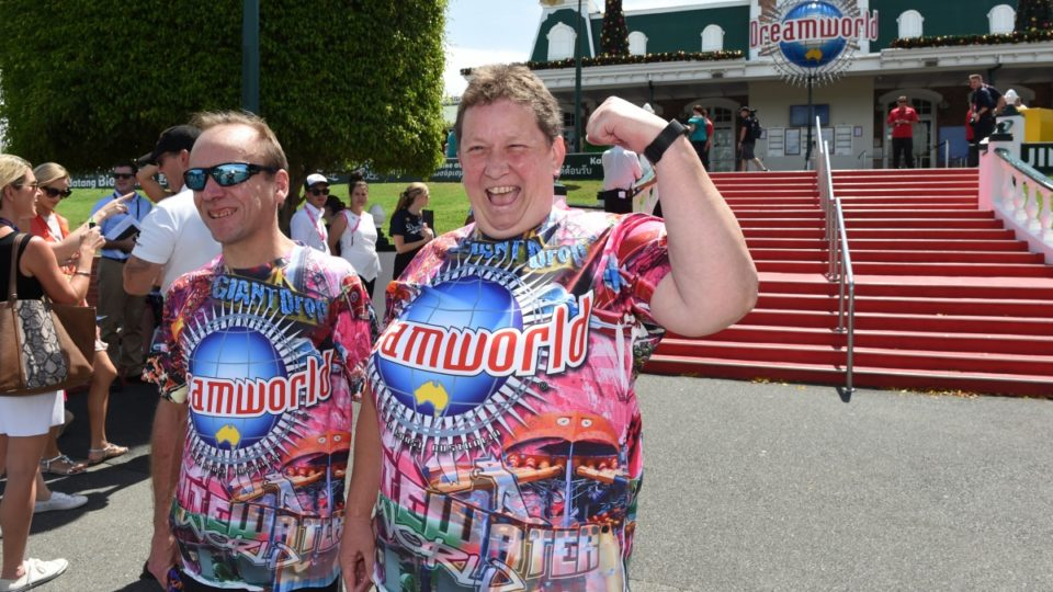 Dreamworld reopening