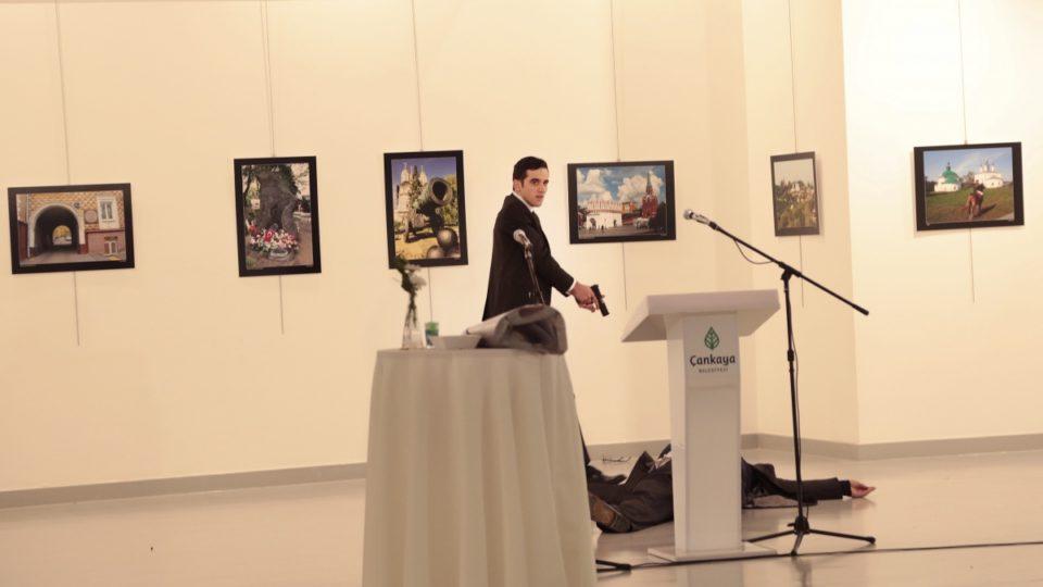 Andrei Karlov Russian ambassador shot dead