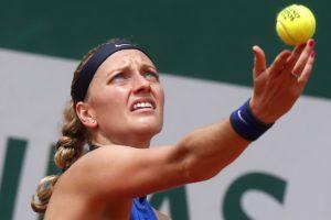 Petra Kvitova injured