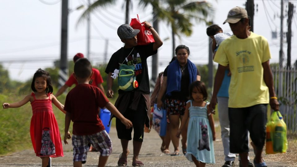 Philippines To Get Slammed By Massive Typhoon