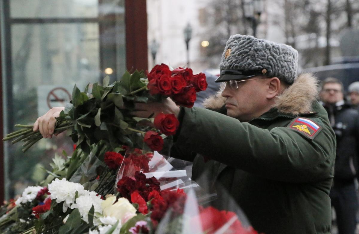 russia memorial plane crash