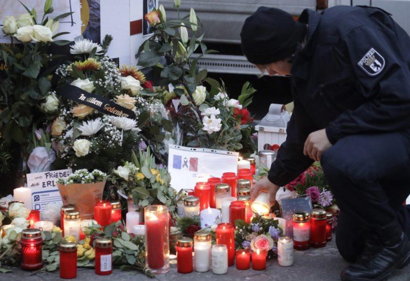 German police arrest second tunisian man over market attack