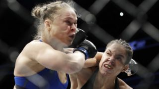 Ronday Rousey UFC 207