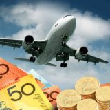 overseas travel holidays aud australian dollar