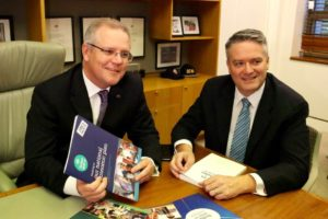 Cormann and Morrison