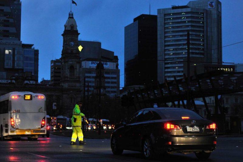 South Australia Blackout