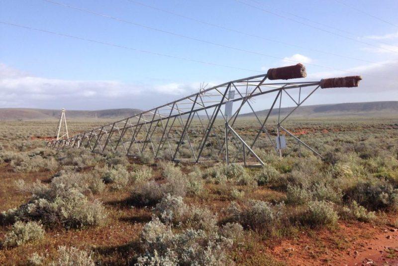 transmission tower south australia