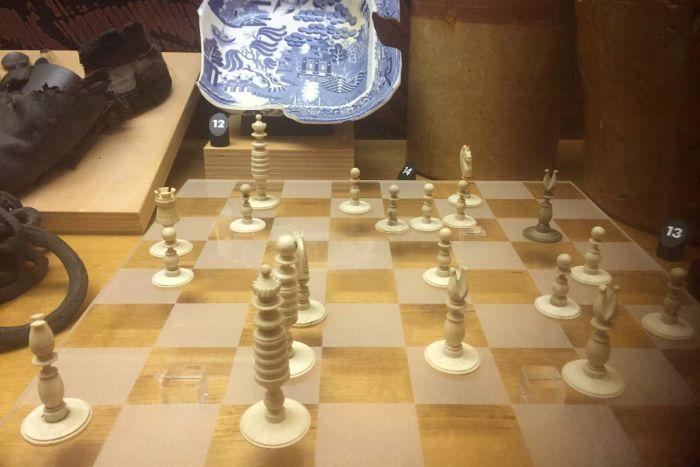 James Matthews Chess Set