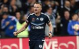 Berisha damages change room
