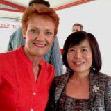 Shan Ju Lin Pauline Hanson