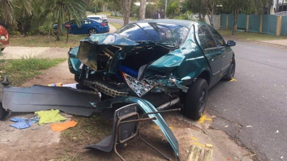 Boy critical after accident in Brisbane