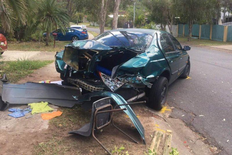 car crash sisson