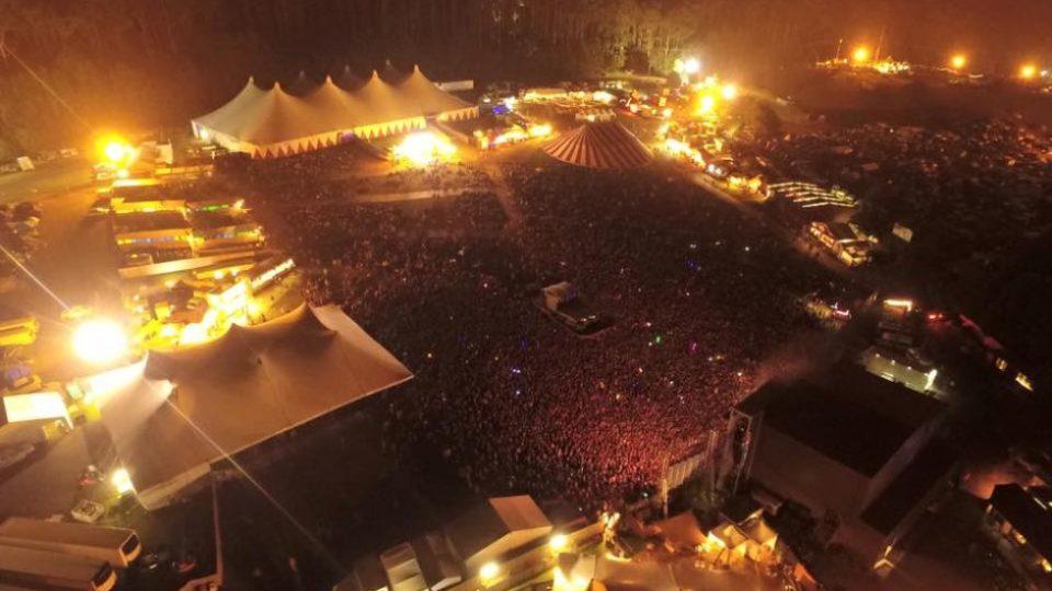 Falls Festival stampede
