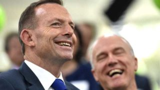 Tony Abbott tells Conservatives to stick with Coalition