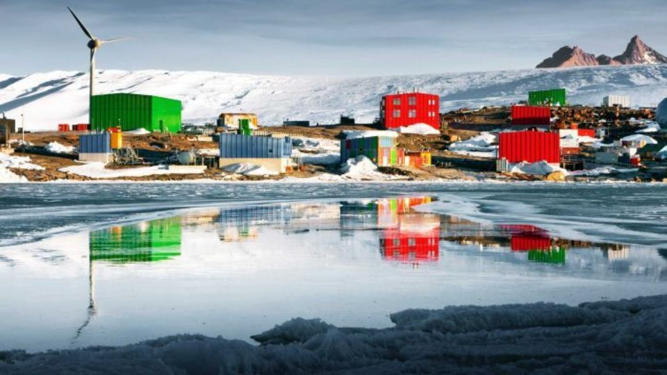Mawson Station Antarctica