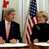 Australia distances itself from US statements on Israel