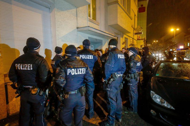 Berlin truck attack arrests
