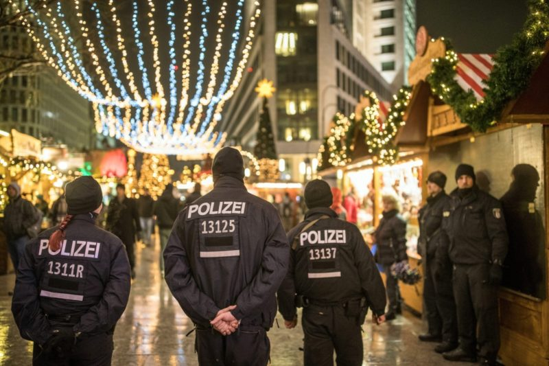 manhunt for berlin market attacker