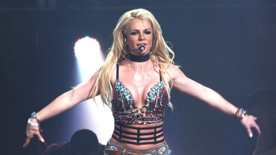 Britney Spears death was tweeted after sony's account was hacked