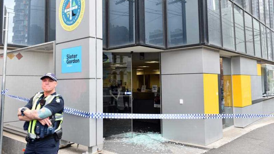 CFMEU in drive-by shooting