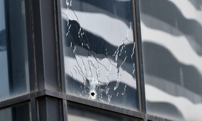 CFMEU offices in drive-by shooting