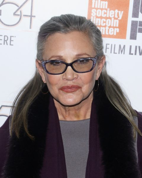 Carrie Fisher's death at 60